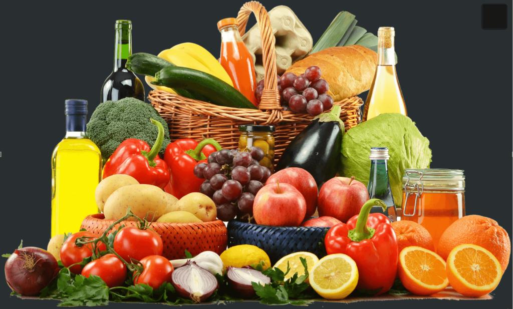Tous les jours il est conseillé de manger 5 portions de  fruits et légumes pour avoir une alimentation saine et équilibrée