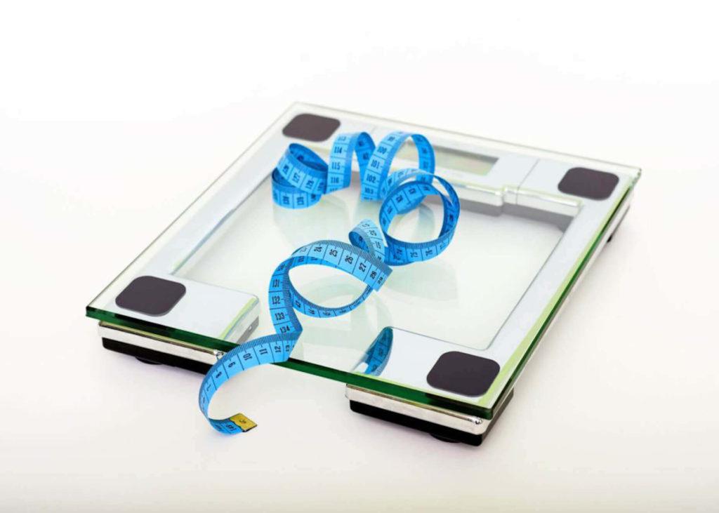 balance impédancemètre pour voir si nous avons une alimentation saine et équilibrée